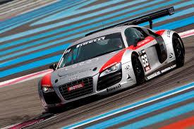 voiture de sport circuit