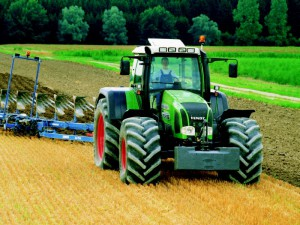 tracteur protection antivol