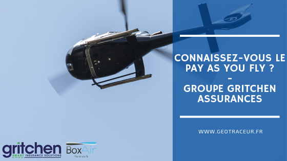 Connaissez-vous le Pay As You Fly ? GRITCHEN AERONAUTIQUE x LOCBOX